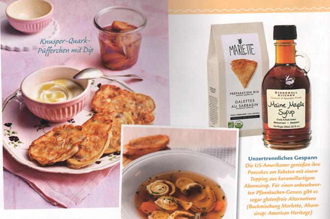Maine Maple Syrup von Stonewall Kitchen bei American Heritage