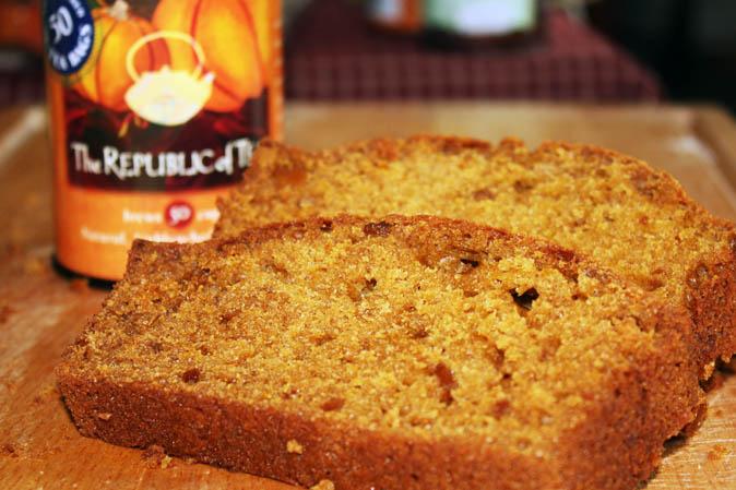 Rezept für Kürbisbrot - Pumpkin Bread
