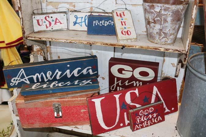 Happy 4th July - Einrichten im amerikanischen Stil