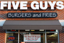 Five Guys Laden