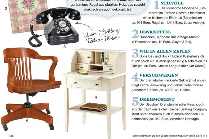 Der Jasper-Stuhl Boston von American Heritage