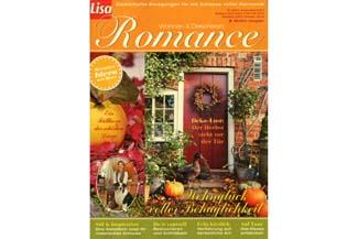 Lisa Romance Wohnen & Dekorieren Herbstausgabe 2014