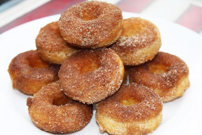 Doughnuts von Stonewall Kitchen