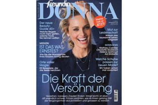 Zeitschrift Donna
