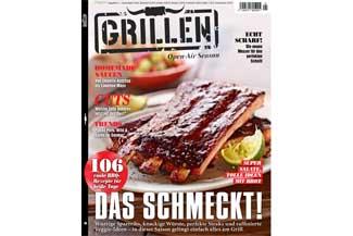 Magazin Grillen Ausgabe 2016