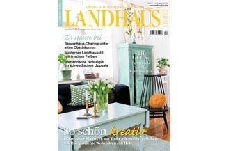 Landhaus Living-Empfehlung Ausgabe 4/2014