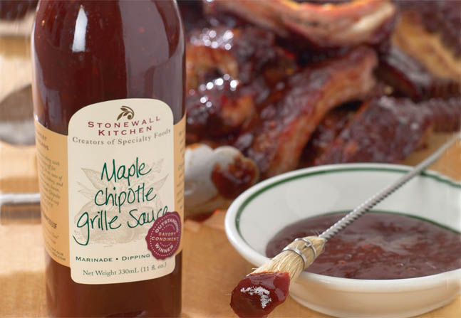 Maple Chipotle von Stonewall Kitchen